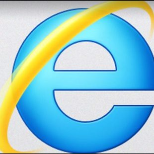 Time to stop using Internet Explorer!
